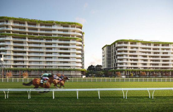Brisbane Ascot Green a valuable apartment overlooking Eagle Farm Racecourse